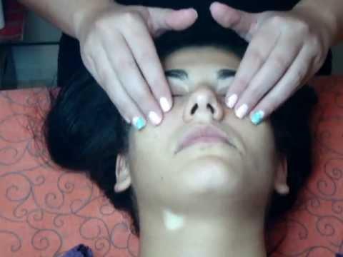 Ridurre hypostasis sotto un occhio
