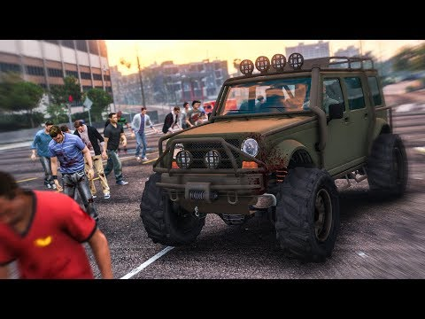 gta 5 pc mods zombie apocalypse