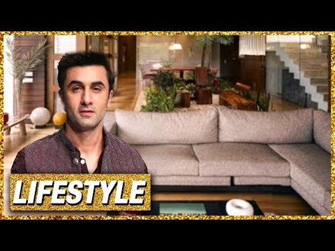 Ranbir Kapoor LUXURIOUS Lifestyle, Cars, Networth