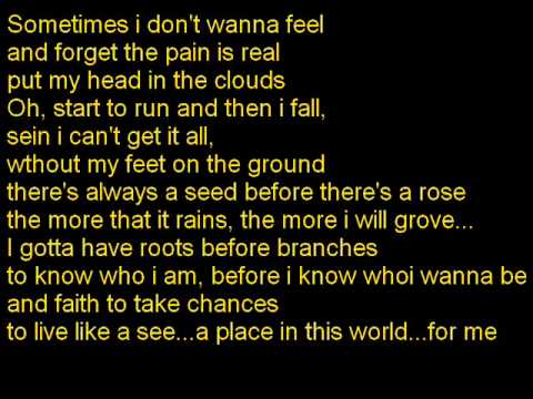 Glee - Roots Before Branches Karaoke Mp3