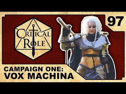 Taryon, My Wayward Son | Critical Role RPG Episode 97