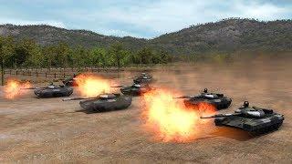 EVERY LAST COMMUNIST vs. AMERICAN ARMY Bridge Defense | Wargame: Red Dragon Gameplay