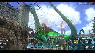 ark survival evolved mobile base defense - TH-Clip
