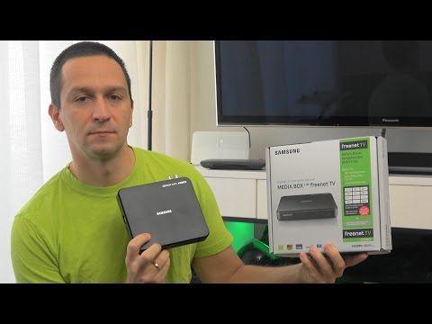 Samsung Media Box lite GX-MB540TL für DVB-T2 HD und freenet TV