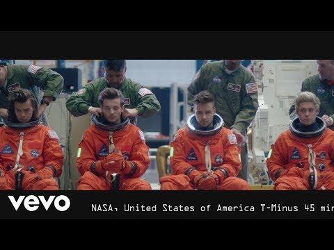 One Direction spelade in på Johnson Space Center