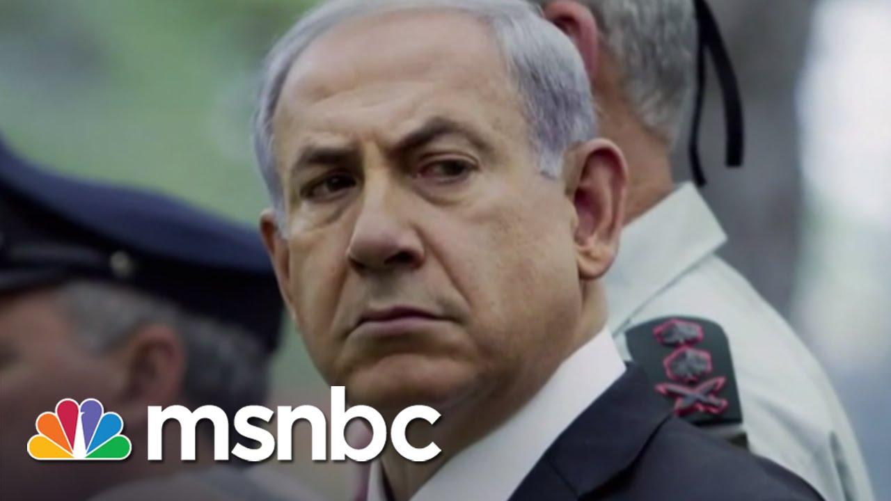Netanyahu Declines Senate Democrats' Invitation | msnbc thumbnail