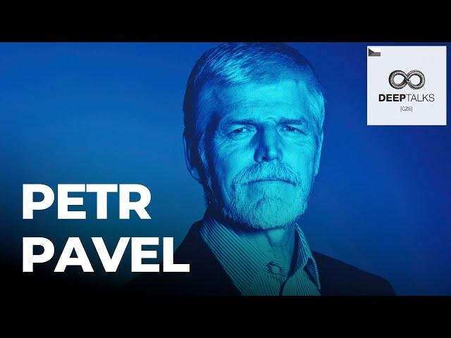DEEP TALKS 100: Petr Pavel – Armádní generál ve výslužbě