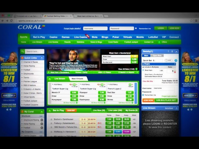 Matched Betting   How It Works
