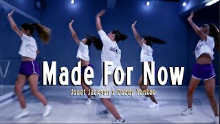 Janet Jackson X Daddy Yankee   Made For Now   Dance Cover