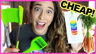 Part 2 of Cheap Kitchen Gadgets!