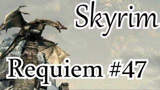 Skyrim Requiem. Норд. # 47 Крафт и новая броня