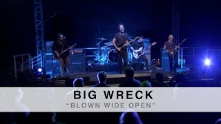 Big Wreck   Blown Wide Open (LIVE At The Suhr Factory Party 2015)