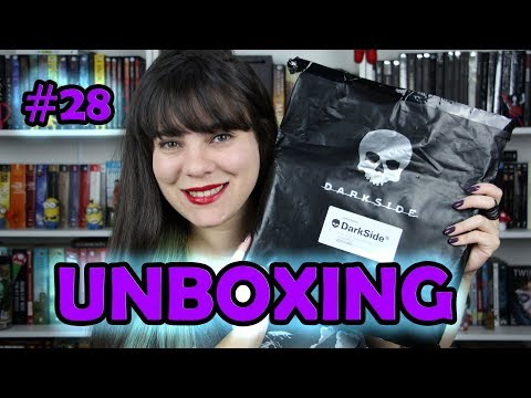 Unboxing DarkSide Books #28