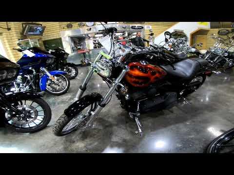 2008 Harley-Davidson Softail® Night Train® in South Saint Paul, Minnesota - Video 1