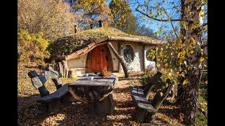 There A Real Life Hobbit House Built In Tomich ... Scotland.