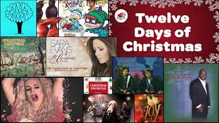 12 Versions Of The 12 Days Of Christmas