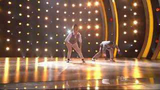 Hot-N-Fun (Hip Hop) - Adechike and Lauren (All Star)
