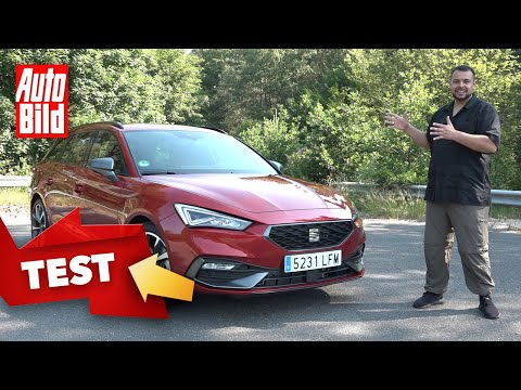 Seat Leon ST (2020): Test - Fahrbericht - Kombi - Motor - Info