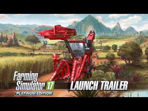 Farming Simulator 17 Platinum Edition Launch Trailer thumbnail