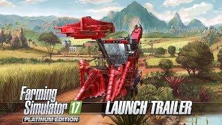 Farming Simulator 17 - Platinum Edition video