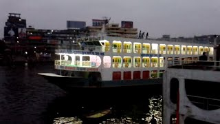 preview picture of video 'River Port Dhaka Sadarghat'