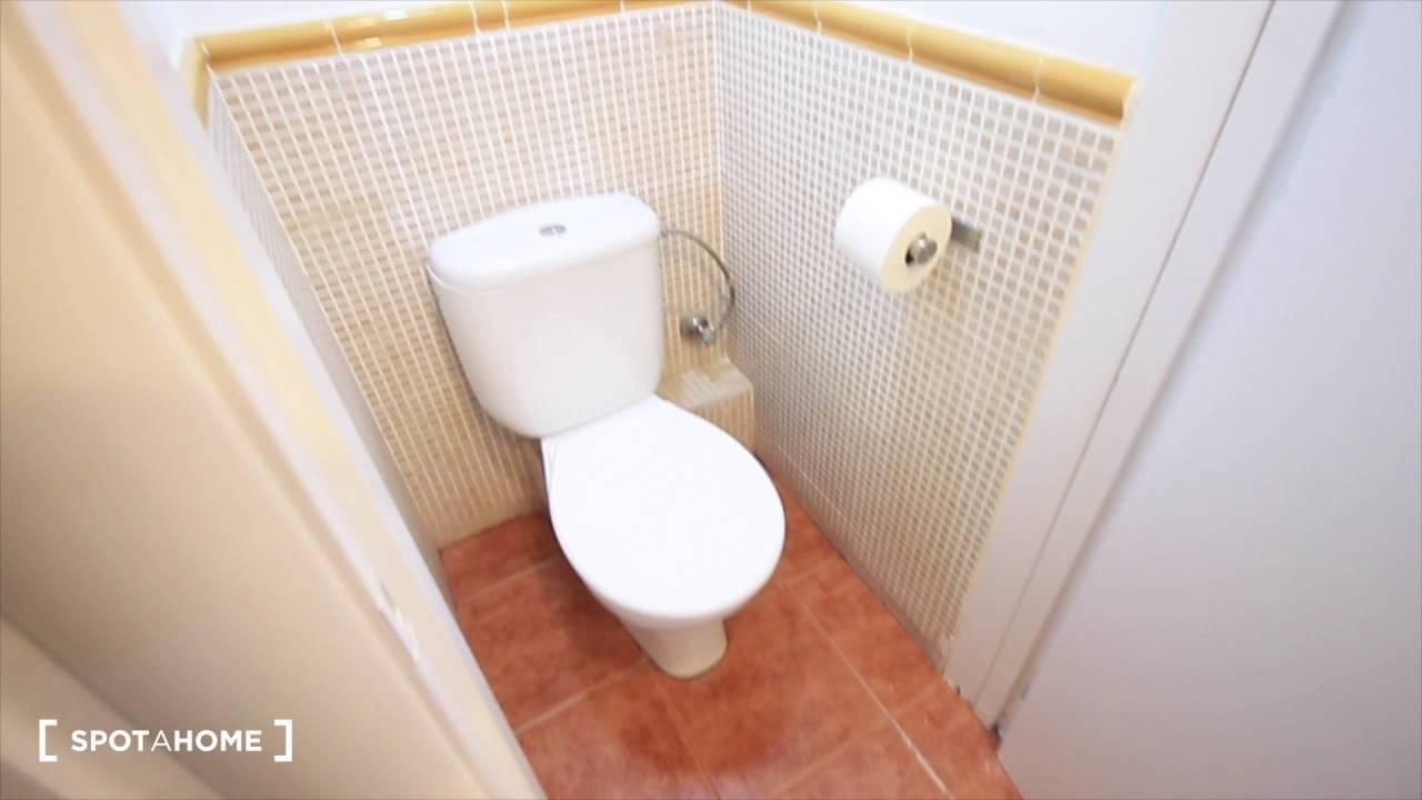 Tastefully renovated 4-bedroom apartment for rent in Horta Guinardó
