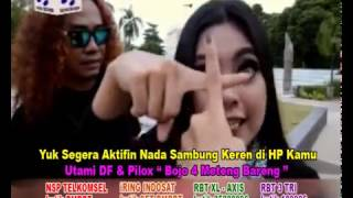 Utami DF  Feat Pilox   Bojo 4 Meteng Bareng ( Official Music Video )