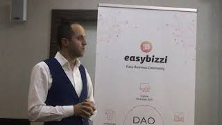 МАРКЕТИНГОВАЯ СТРАТЕГИЯ EasyBizzi  Турция  Анатолий Илле  14 10 2018 с переводом на турецкий
