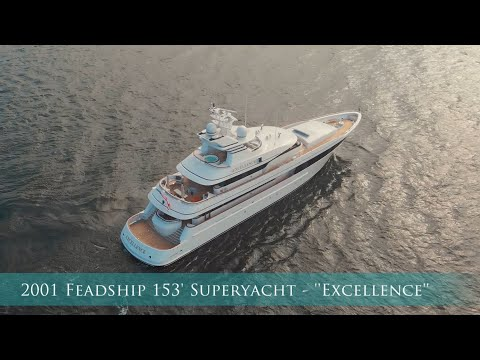 Feadship Fast video