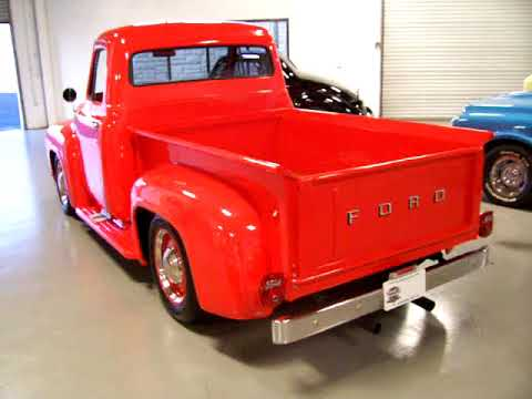 Video of '55 F100 - MSVQ