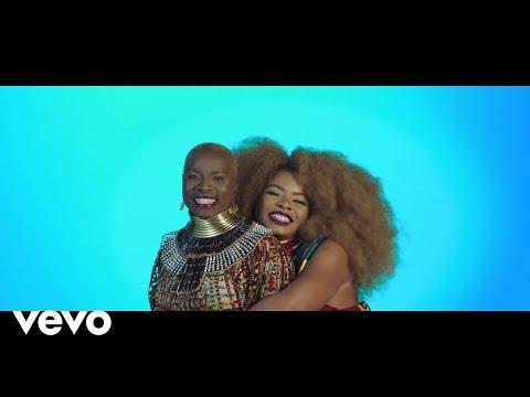 Yemi Alade Ft. Angelique Kidjo - Shekere [VIDEO]