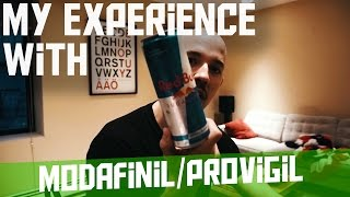 My 10 Year Modafinil/Provigil Review - The Real Deal