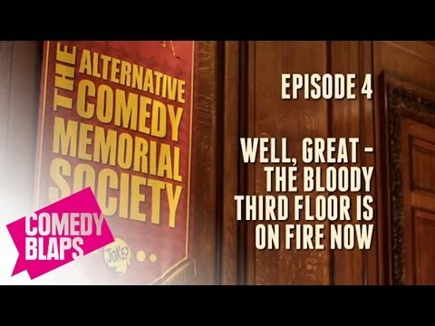 ACMS 4: Well Great, The Bloody Third Floor's On Fire Now