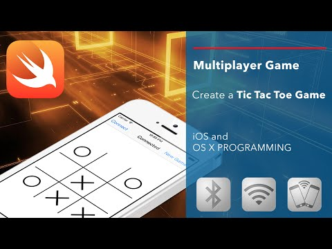 iOS Swift Tutorial: Simple Multiplayer Game – Tic Tac Toe