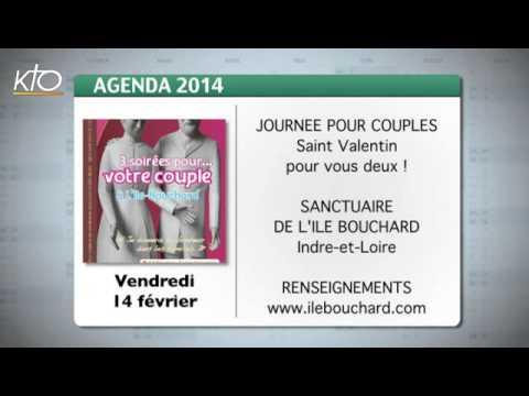 Agenda du 3 février 2014