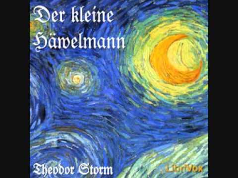 Der Kleine Häwelmann Hörbuch -  Theodor Storm