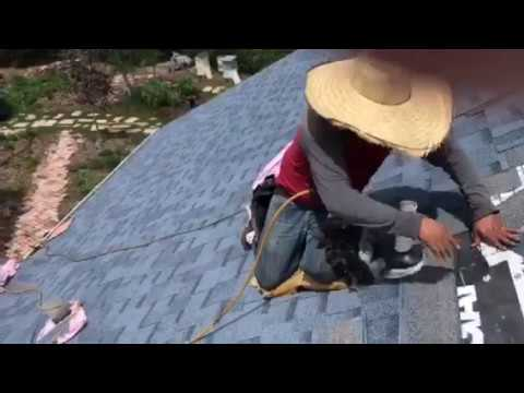 Hail damage roof replacement on Otis Street video in Arvada, Colorado https://www.energystarexteriors.com/roof-replacement.htmlAnother roof replacement by Energy Star Exteriors in Arvada Colorado