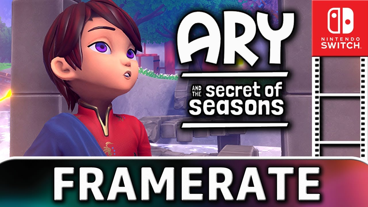Ary and the Secret of Seasons | Nintendo Switch Frame Rate Test