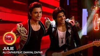 Julie  Bts, Ali Zafar Feat. Danyal Zafar