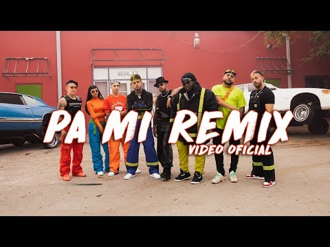 Dalex Pa Mi Remix Ft Sech Rafa Pabön Cazzu Feid Khea And Lenny Tavárez Video Oficial