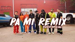 Pa Mi (Remix) ft. Sech, Rafa Pabön, Cazzu, Feid, Khea and Lenny Tavárez [Video Oficial] - Dalex MP3