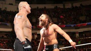 The Real Reason Daniel Bryan Vs Brock Lesnar Will Never Happen