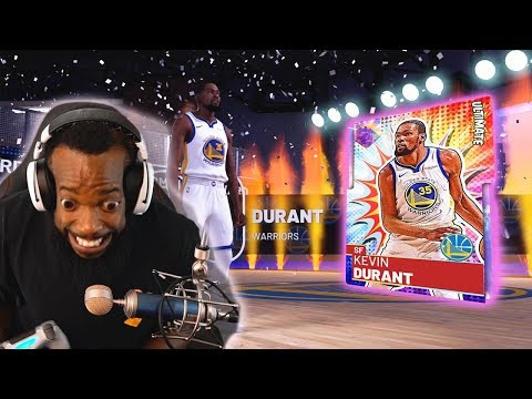 PACK OPENING IN ASMR! BEST ULTIMATE PACK OPENING EVER! NBA 2K19