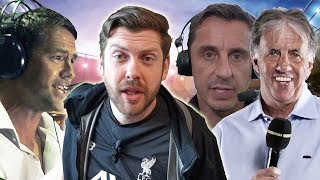 THE ABSOLUTE STATE OF PREMIER LEAGUE PUNDITRY