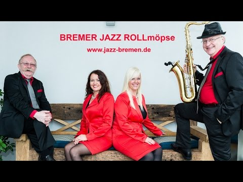 BREMER JAZZ ROLLmöpse Top Jazz- und Partymusik Live  video preview
