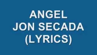 Angel- Jon Secada (Lyrics)