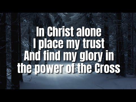 In Christ Alone   Brian Littrell
