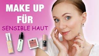 Welche Produkte bei sensibler Haut? | HypoAllergenic Make Up im Test
