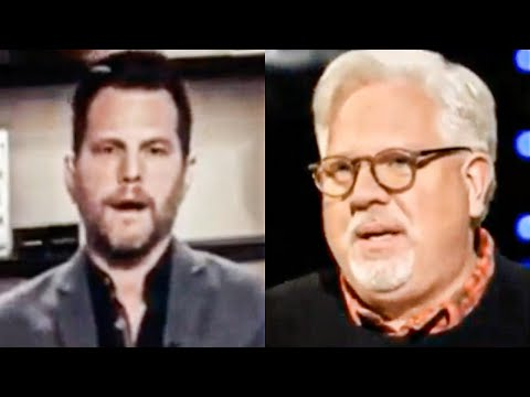 Dave Rubin Runs Out Of Material During Depressing Glenn Beck Interview
