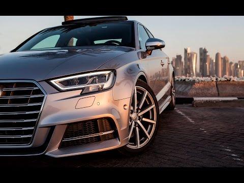 Audi A3 Limousine Седан класса B - рекламное видео 2